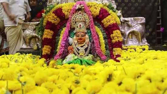 Kanaka Maha Lakshmi Temple