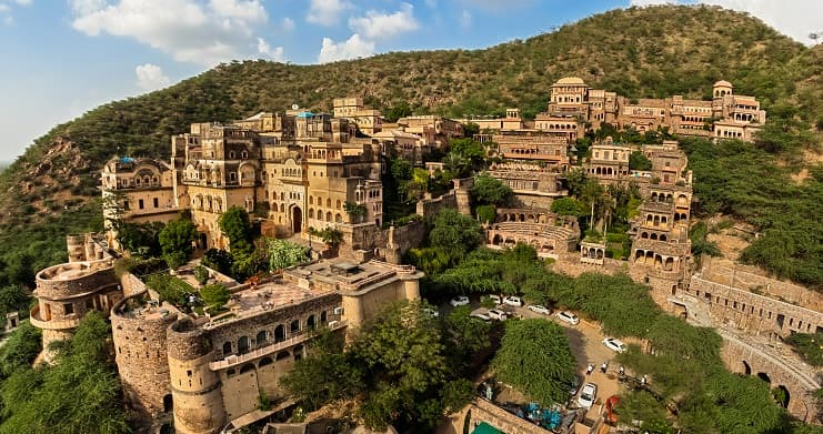 Weekend Getaways from Delhi: Neemrana Fort, Rajasthan