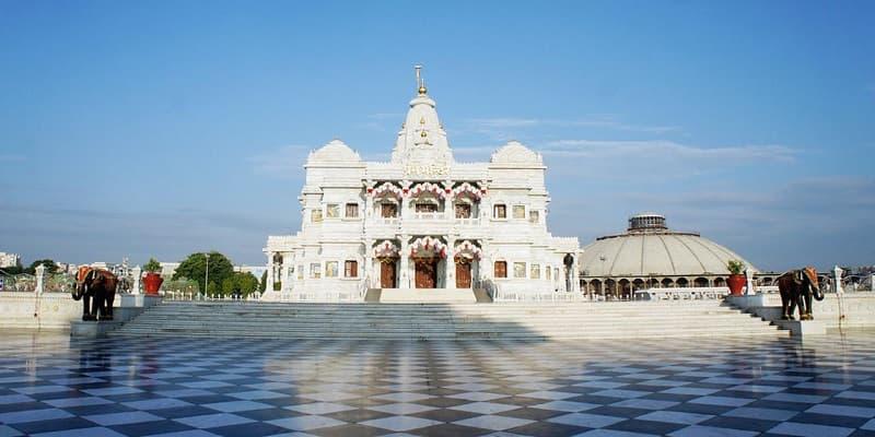 Prem Mandir, Vrindavan