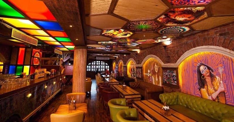 Hudson Lane, Best Food Places in Delhi