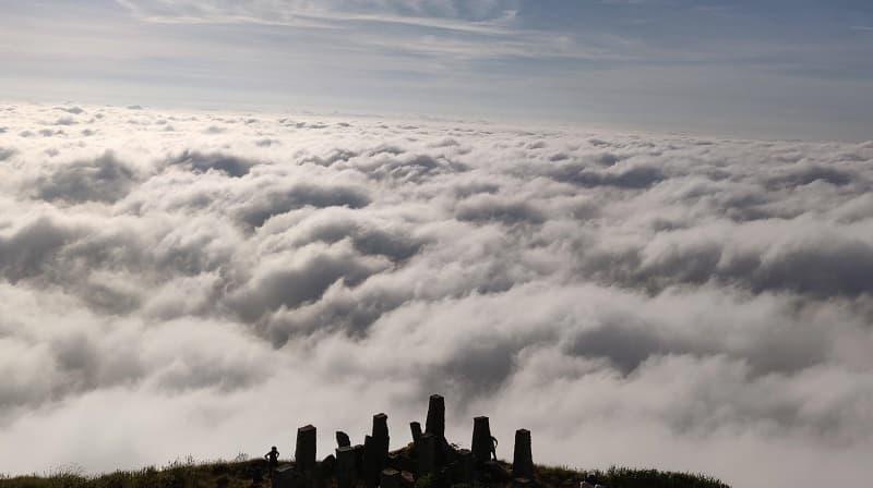 Skandagiri Hills - Popular Weekend Getaway from Bangalore for Sunrise Watching